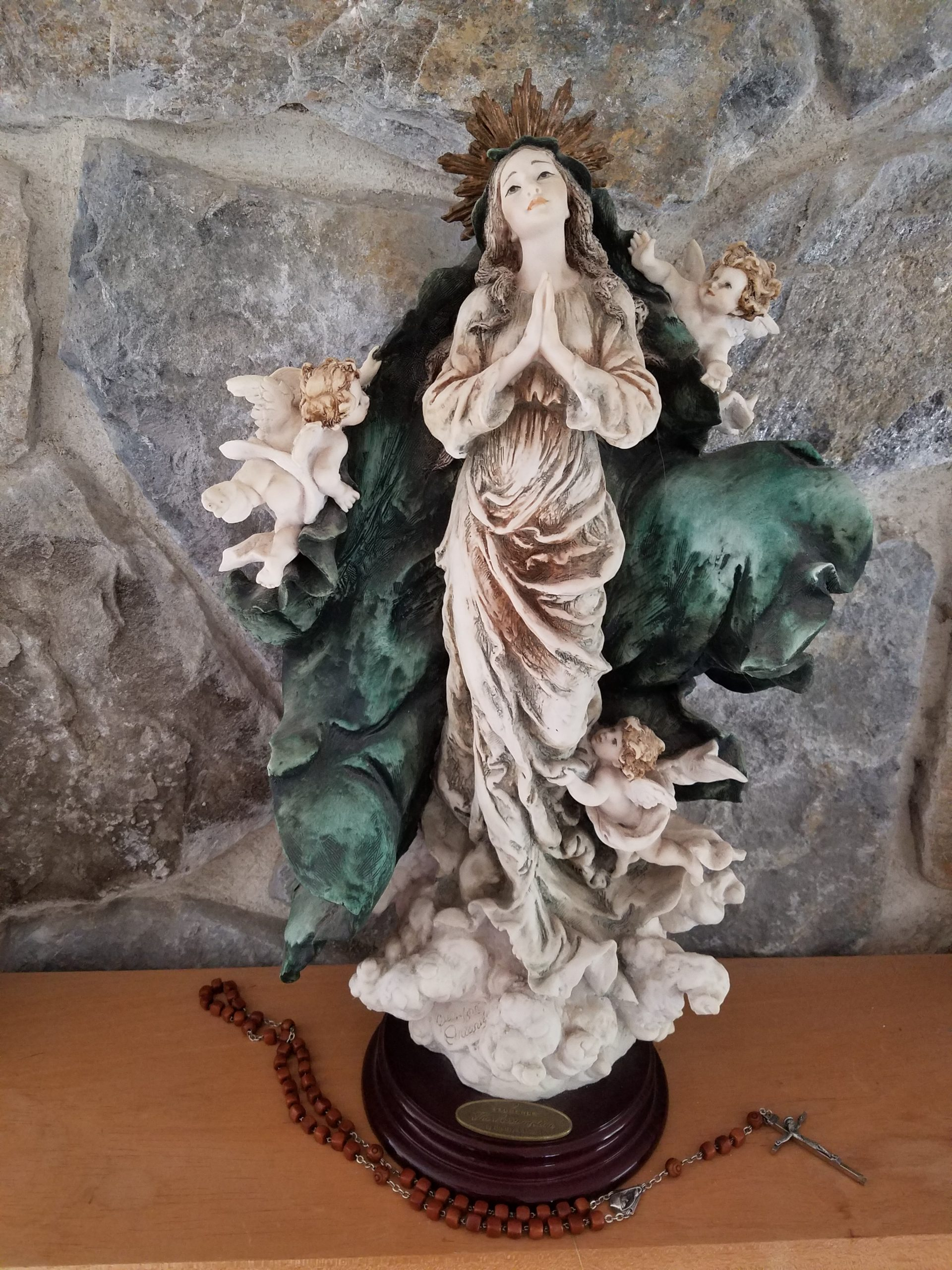 The The Feast day of the assumption of Mary was the beginning day of our mission. We needed her protection to overcome the evil of abortion and its causes. We give thanks to her by consecrating this organization to her Immaculate Heart.